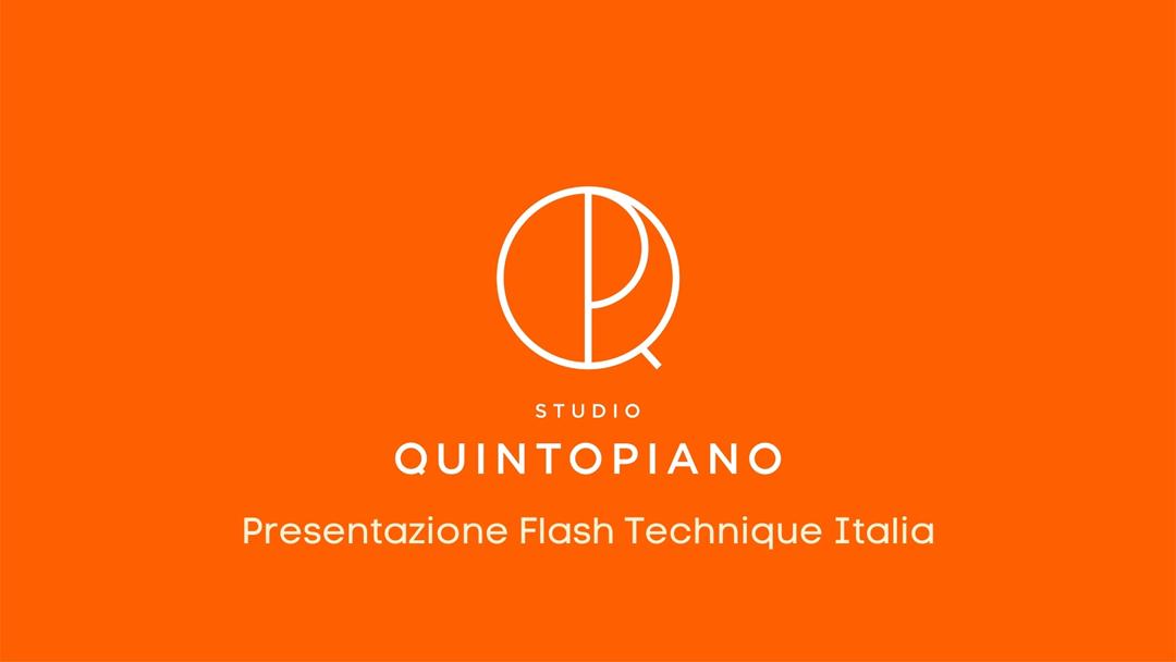 Presentazione Flash Technique - Studio Quintopiano