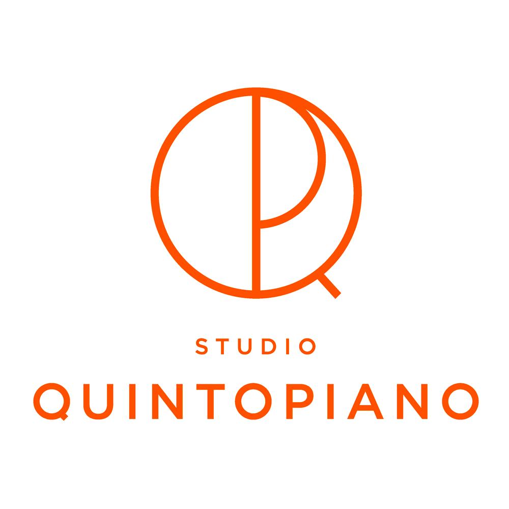 Logo Studio Quintopiano Orange